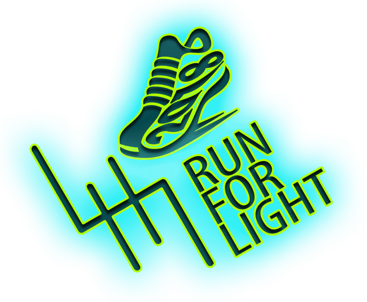 Run For Light - Logo