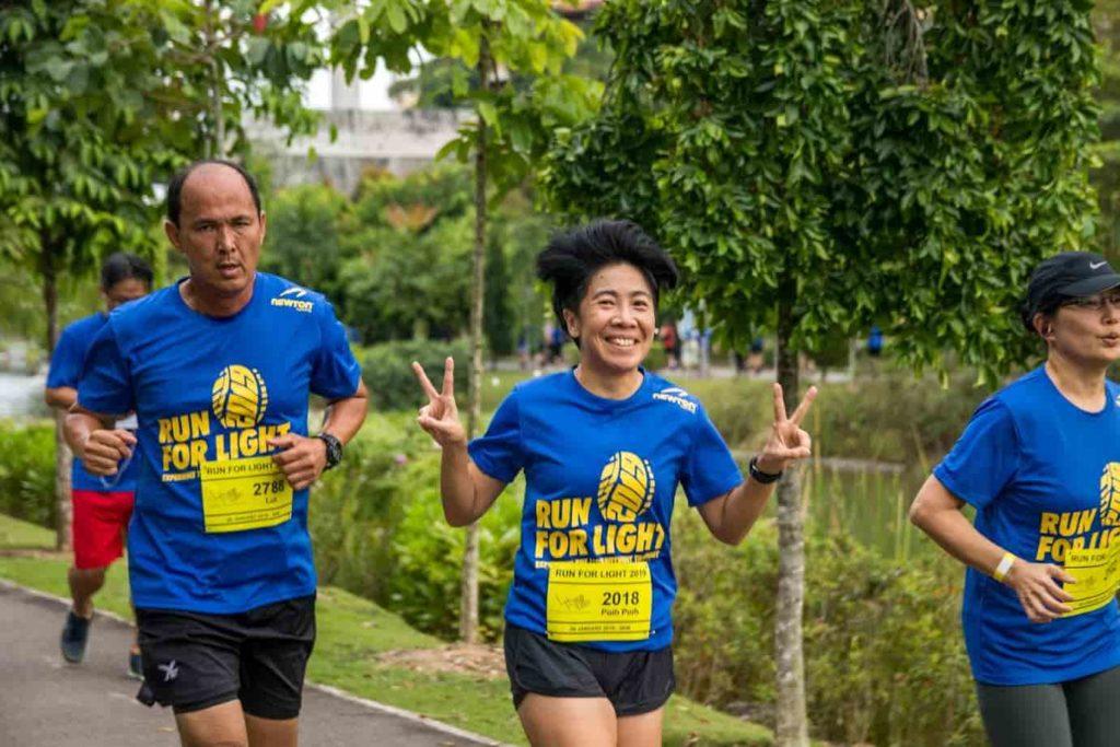 Run for Light - Team