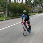 Run ambassador - Nur Rauuf Mohammed